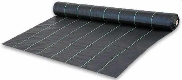 Agrotkanina czarna 0,80x100m
