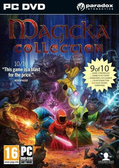 Magicka Collection (PC) PL klucz Steam