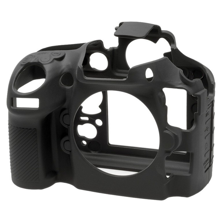 Osłona silikonowa easyCover do aparatu Nikon D800/ D800E czarna