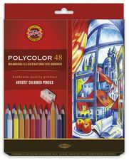 Koh i noor Polycolor Kredki 48kol+2 olówki karton