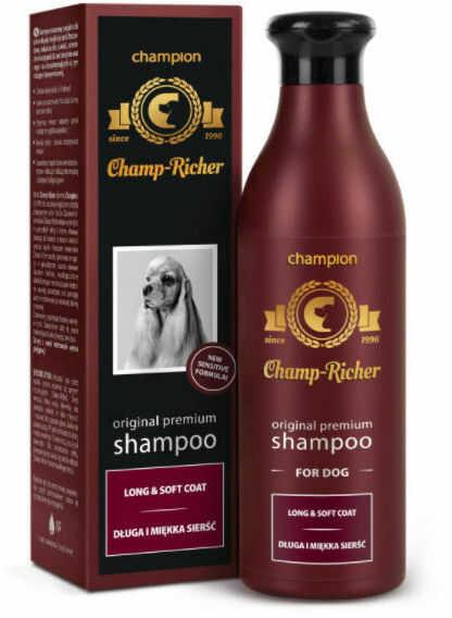 CHAMP-RICHER (Champion) szampon sierść długa i miękka 250 ml