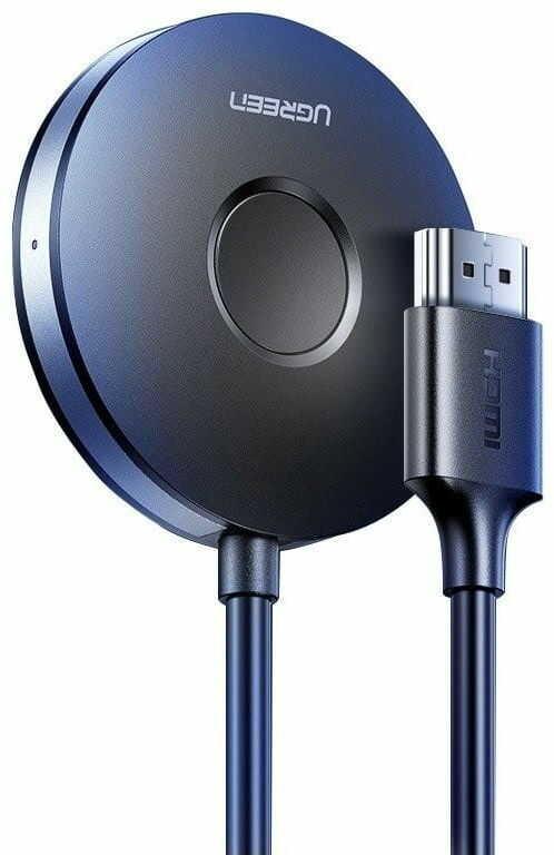 Adapter HDMI UGREEN do bezprzewodowego przesyłu obrazu, WiFi, 4K (czarny)