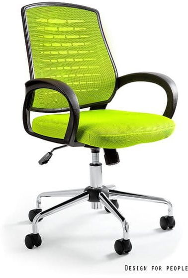 Fotel Biurowy Unique AWARD zielony
