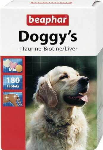 DOGGY''S MIX 180 szt - tabletki witaminowe dla psów