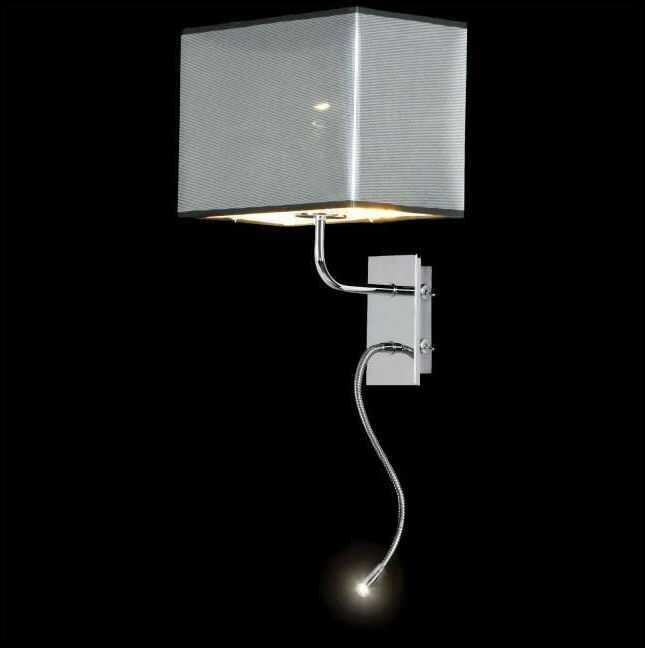 Kinkiet LED chrom 67570 Ramko