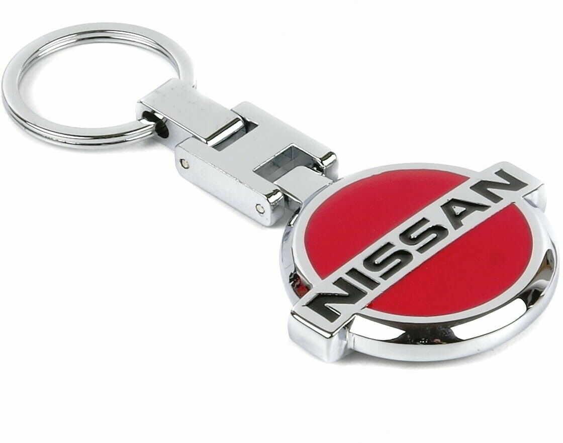 Brelok metalowy (3) - Nissan
