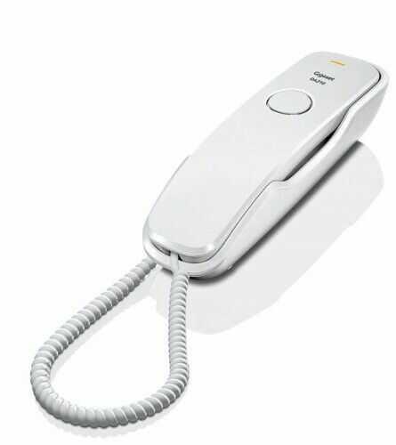 DA210 Gigaset Telefon przewodowy BIAŁY