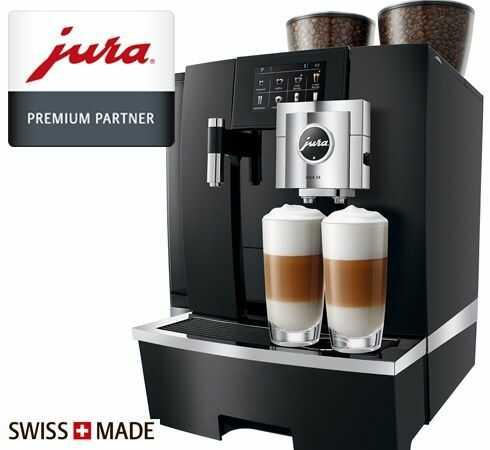 Ekspres do kawy JURA GIGA X8 G2