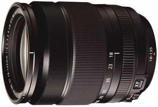 Obiektyw Fujifilm 18-135 mm f/3.5-5.6 Fujinon XF R LM OIS WR Fuji X