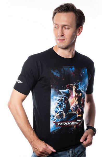 Koszulka Tekken 7 Key Art S ZAKŁADKA DO KSIĄŻEK GRATIS DO KAŻDEGO ZAMÓWIENIA