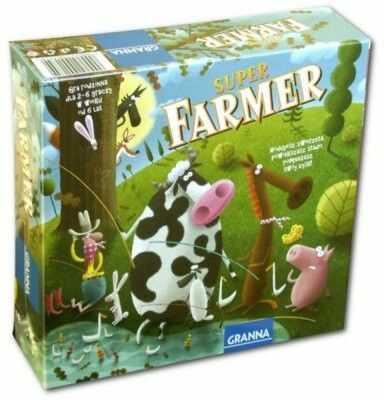 Gra Super Farmer z Rancha