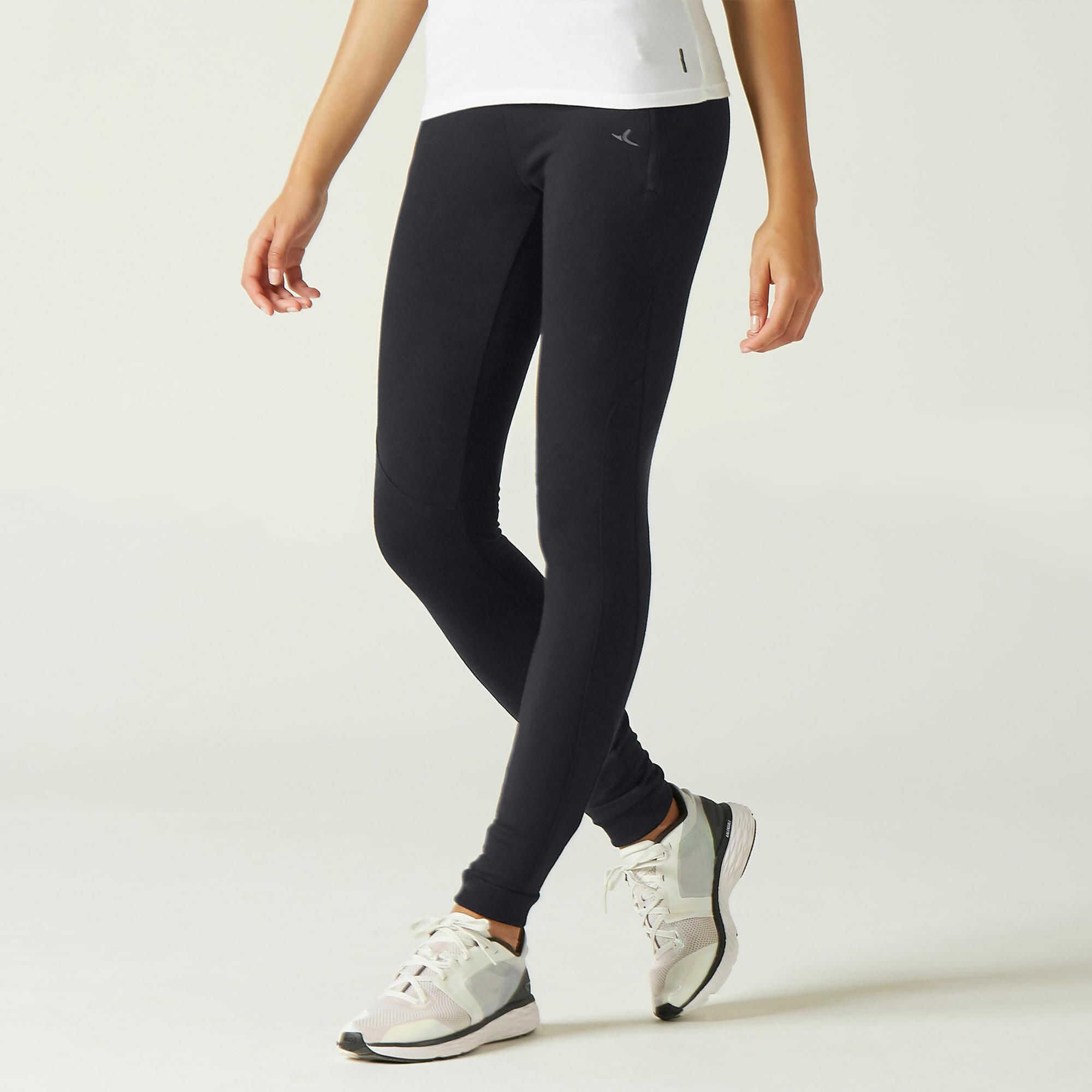 Spodnie dresowe fitness slim