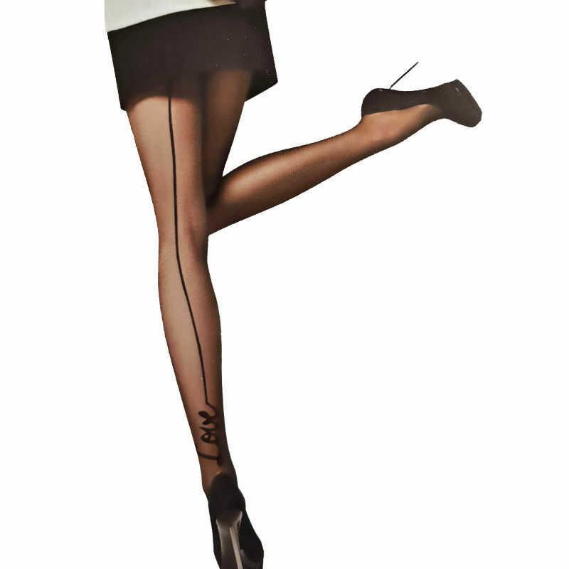 Rajstopy damskie love 40 DEN czarne Beauty Senses BS001286