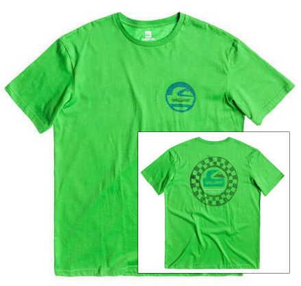 t-shirt męski QUIKSILVER SS BASIC TEE S M JE GNS0 KTMJE9401