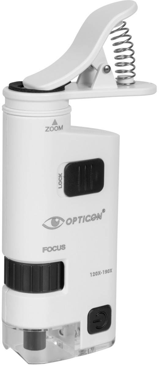Mikroskop kieszonkowy Opticon Pocket Eye 120-190x (OPT-38-029568) G