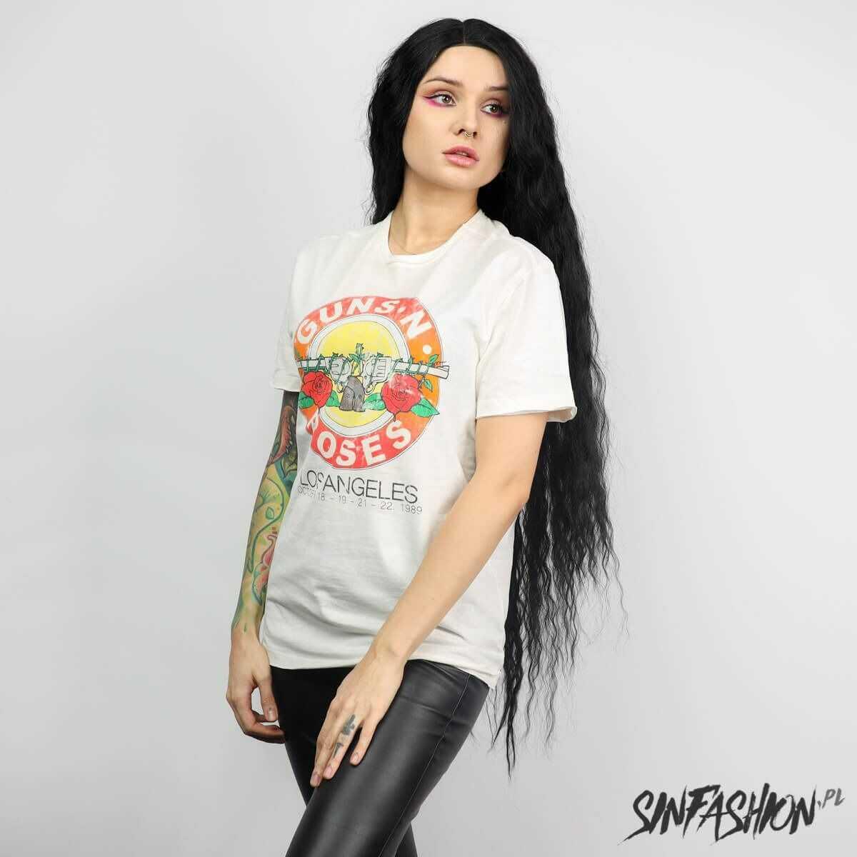 Koszulka amplified guns n roses vintage bullet