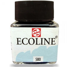 Talens Ecoline Farba Akwarel Płynna 580 BluePast