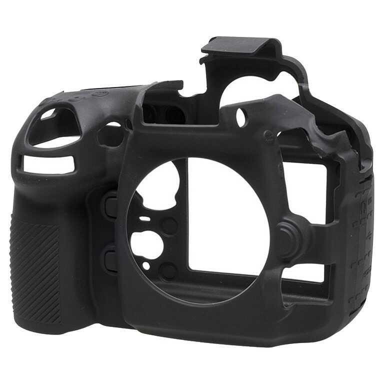 Osłona silikonowa easyCover do aparatu Nikon D810 czarna