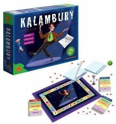 Kalambury Big ALEX - Alexander