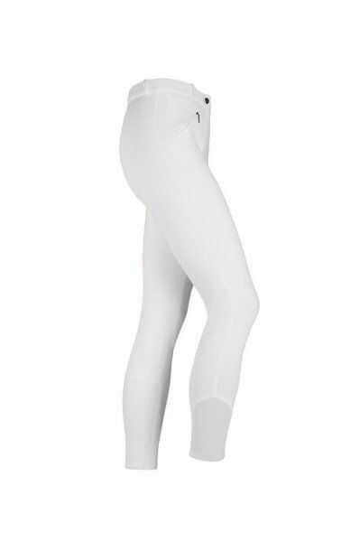 Bryczesy damskie Standard Full - START - white