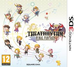 Gra Theatrhythm Final Fantasy (Nintendo 3DS)