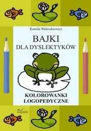 Bajki dla dyslektyków - Ebook.