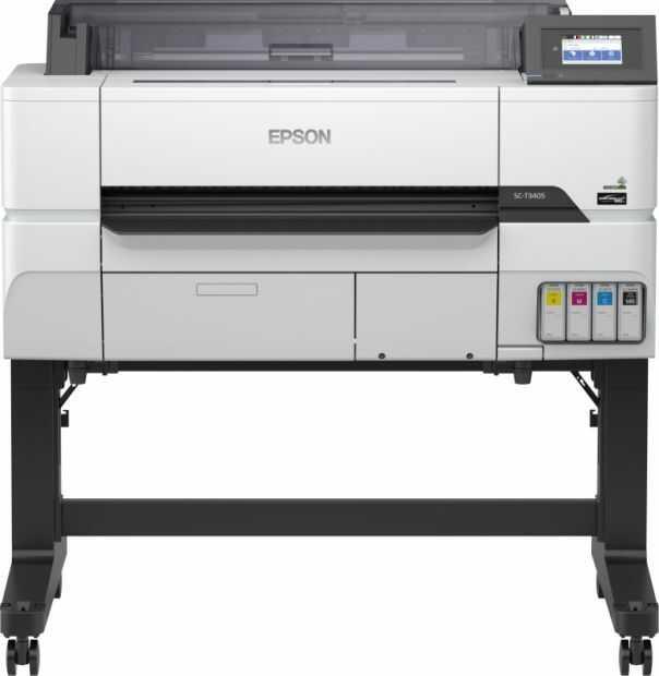 Ploter EPSON SureColor SC-T3405 (610mm) + 50m papieru GRATIS - Epson Pro CAD+ Partner (C11CJ55301A0)