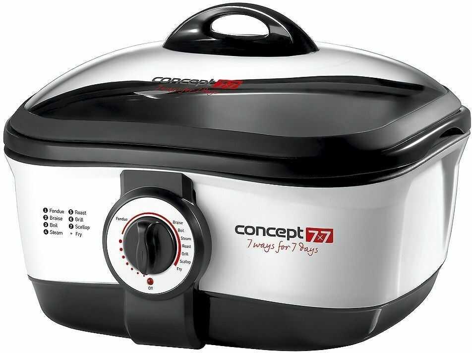 Szybkowar Concept CK7070 I tel. (22) 266 82 20 I Raty 0 % I Bezpieczne zakupy I Płatności online !