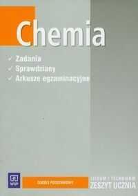 Chemia Zeszyt ucznia