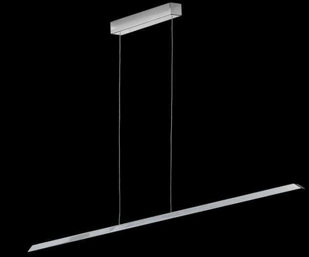 Lampa wisząca LISTWA LED 112 chrom 67534 Ramko