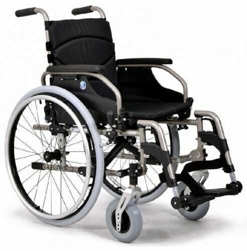 Vermeiren Wózek inwalidzki aluminiowy V300