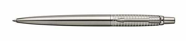 Długopis PARKER JOTTER PREMIUM stalowy mat - X04642