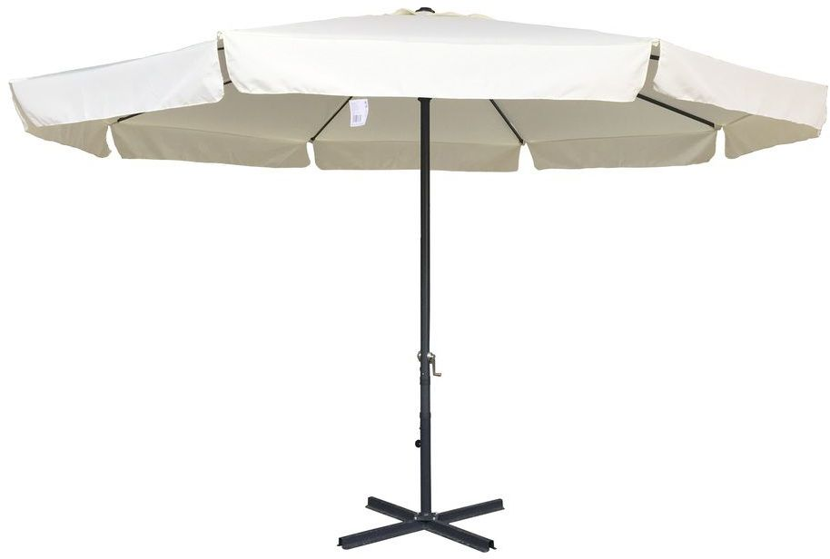 Parasol STANDART 4m - biały