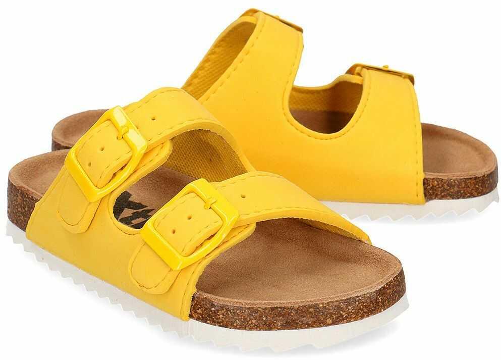 Xti - Klapki Dziecięce - 57062 PANAMA - Żółty