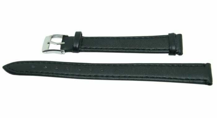 Pasek DILOY 14mm czarny, 304EL.14.1