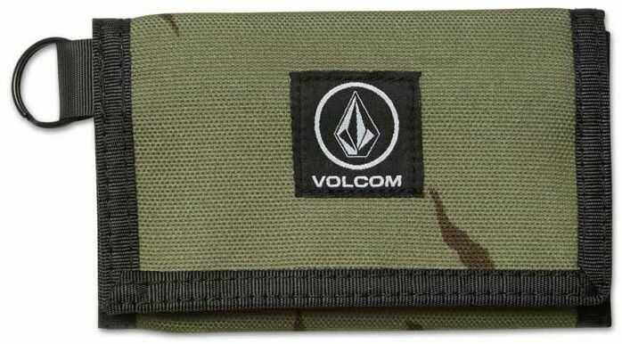 portfel VOLCOM - Box Stone Wallet Army Green Combo (ARC