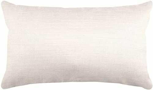 LOVELY CASA poduszka, poliester, len, 50 x 30 cm