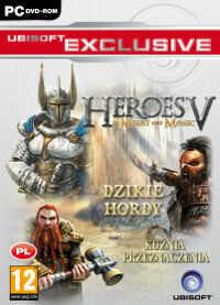 Heroes of Might & Magic V Złota Edycja (PC) Uplay