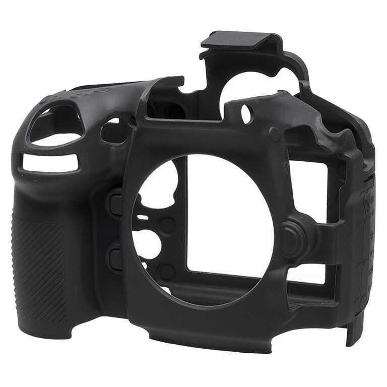 Osłona silikonowa easyCover do aparatu Nikon D810 z gripem czarna