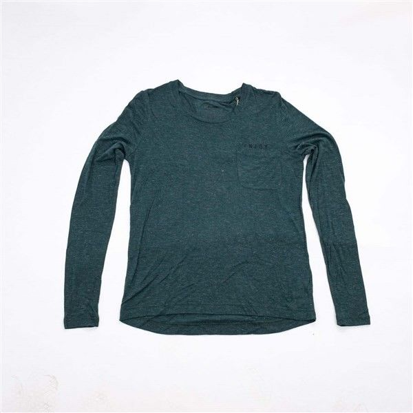 koszulka BENCH - Longsleeve Glitter Jersey Ponderosa Pine Marl (MA1070)