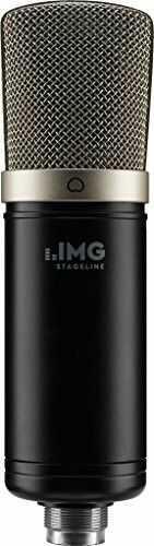 Mikrofon pojemnościowy USB IMG Stage Line ECMS-50USB