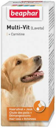 LAVETA SUPER - HUND 50 ml. - preparat na sierść dla psa