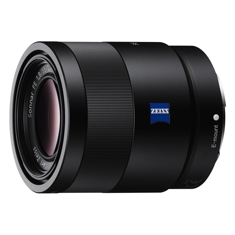 Obiektyw Sony FE 55mm f/1.8 ZA Carl Zeiss Sonnar T* (SEL55F18Z)