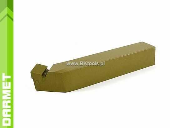 Nóż Wygięty L NNZd-ISO2 1616 U20 (M20) do st.nierdz. DARMET
