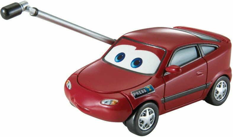 Mattel - Auta Cars - Andrea CMX69 W1938