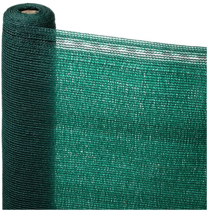 Mata osłonowa 10 m x 150 cm zielona 230 g/m2 NATERIAL