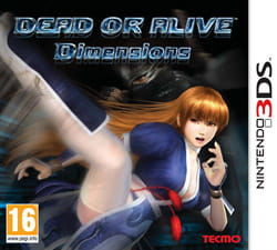 Gra Dead or Alive Dimensions (Nintendo 3DS)