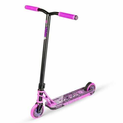MGP MGX P1 Pro Hulajnoga Wyczynowa Purple Pink