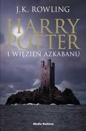 Harry Potter i więzień Azkabanu ZAKŁADKA DO KSIĄŻEK GRATIS DO KAŻDEGO ZAMÓWIENIA