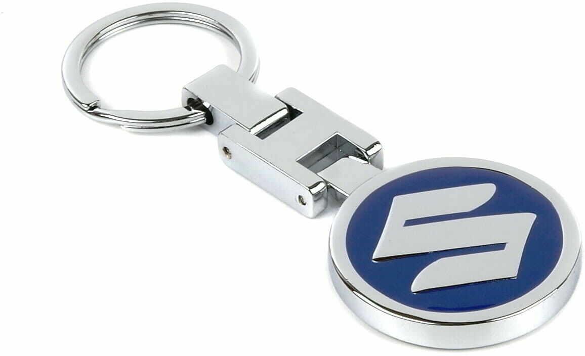 Brelok metalowy (3) - Suzuki